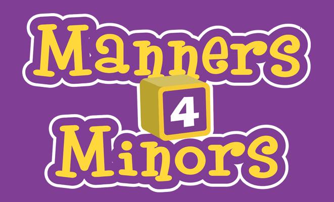 Manners4Minors Πρόγραμμα Σωστής Κοινωνικής Συμπεριφοράς και Κάλων Τροπών για μαθητές Δημοτικού - Γυμνασίου